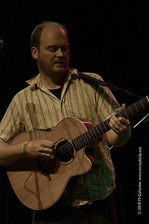 James Yorkston - Yorkston in 2010