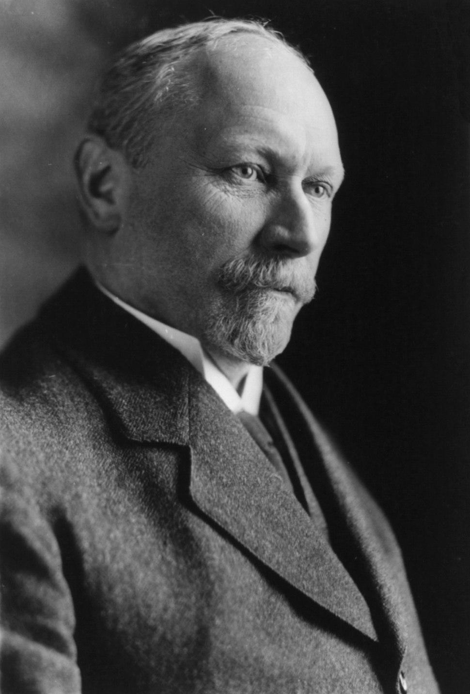 Jan Christiaan Smuts 1919