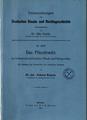 Jan Kapras Das Pfandrecht 1906 Titel.png