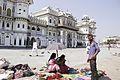 Janaki Temple Janakpur-Holi 060315 MG 38490277.jpg