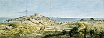 Jane Eliza Currie - Panorama of the Swan River Settlement, 1831.jpg