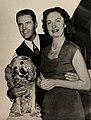 Jane Froman with her second husband John Burn, 1953.jpg