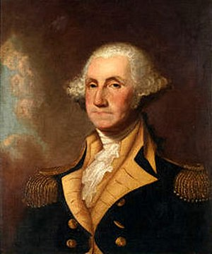 Jane Stuart - Jane Stuart, George Washington