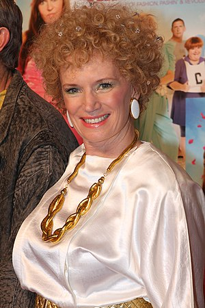 Kath Day-Knight - Jane Turner As Kath at the film premiere of Kath & Kimderella