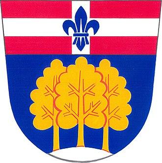 Jankovice (Uherské Hradiště District) - Image: Jankovice (UH), znak