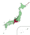 Japan chubu Tokai region map small.png