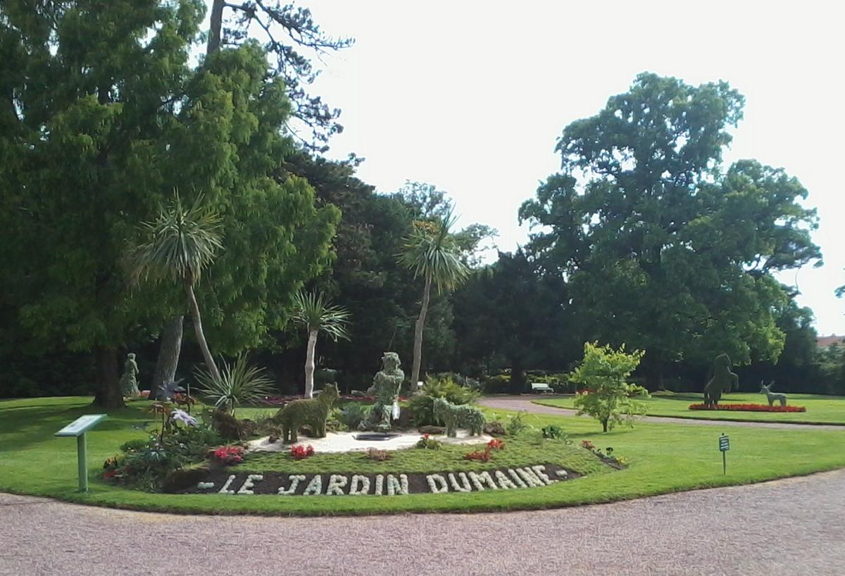 Jardin dumaine wikip dia for Jardin wikipedia
