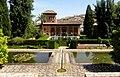 Jardines del Partal y Palacio del Partal. - panoramio.jpg