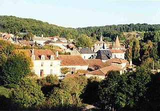 Javerlhac-et-la-Chapelle-Saint-Robert Commune in Nouvelle-Aquitaine, France