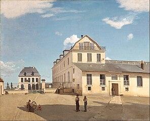 Soissons – Maison d'habitation et fabrique de M. Henry