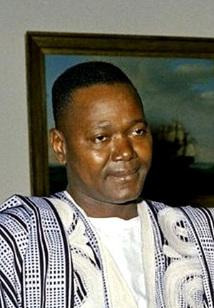 Minister of Foreign Affairs (Mali) - Image: Jean Marie Kone