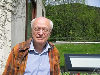 Jean-Pierre Serre French mathematician