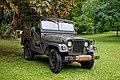 Jeep in Easton Lodge Gardens, Little Easton, Essex, England 1.jpg
