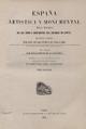Jenaro Pérez Villaamil (1844) España artística y monumental, portada 2.png