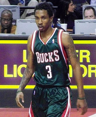 Brandon Jennings - Jennings in 2009