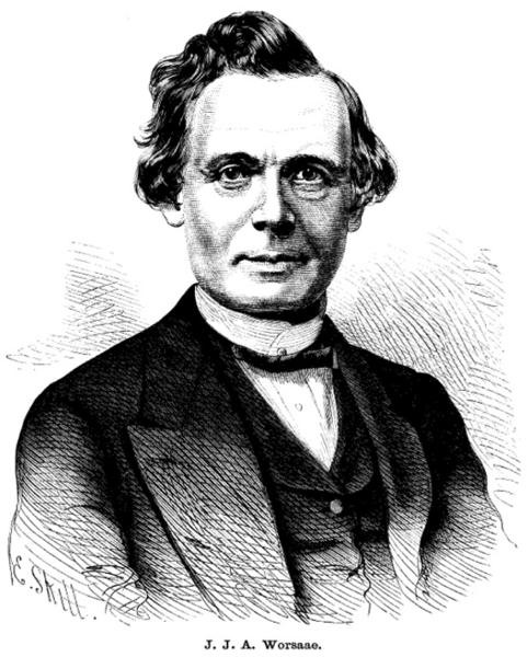 J. J. A. Worsaae