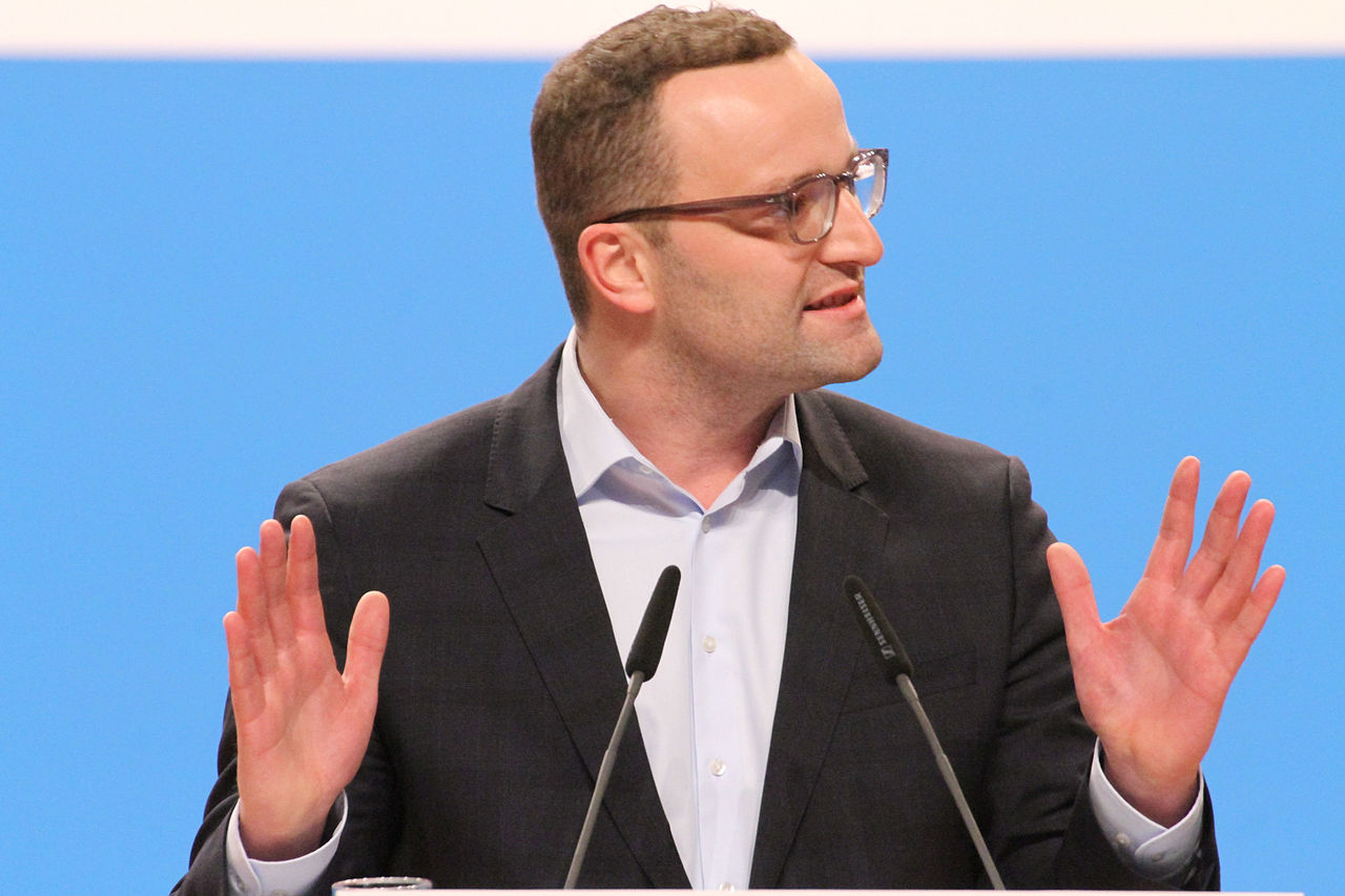 Jens Spahn CDU Parteitag 2014 by Olaf Kosinsky-6.jpg