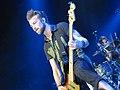Jeremy Davis Paramore 8-16-2010.jpg