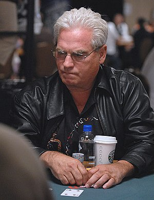 Jim Bechtel - Bechtel at the 2008 World Series of Poker $50,000 H.O.R.S.E. event.