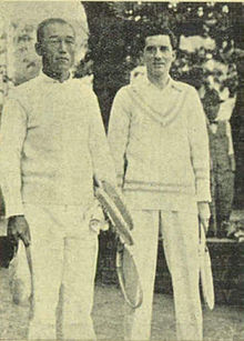 Jiro Sato and Jacques Brugnon.jpg