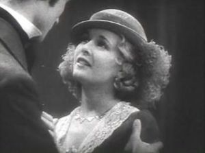 Joan Bennett - from the trailer for Disraeli (1929)
