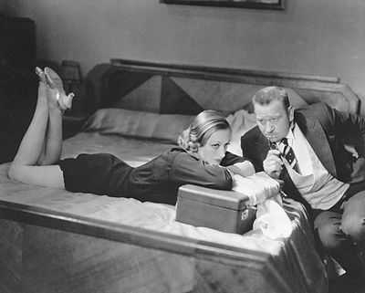 Joan Crawford en Wallace Beery