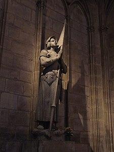 Joan of Arc-Notre Dame