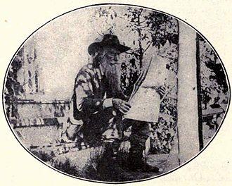 Joaquin Miller - Miller circa 1905