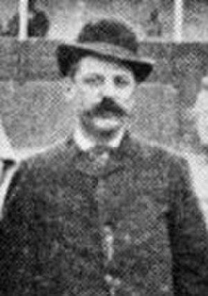 John B. Day - John B. Day in 1884.