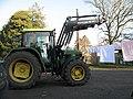 John Deere 6400 tractor - geograph.org.uk - 1601055.jpg