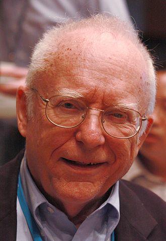 John L. Hall - Hall at the 2012 Lindau Nobel Laureate Meeting