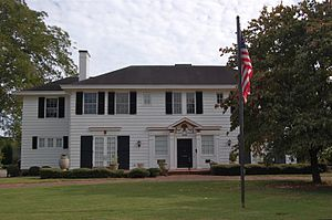 National Register of Historic Places listings in Gwinnett County, Georgia - Image: John Quincy Allen house