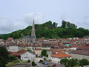 Joinville, Haute-Marne - View of Joinville