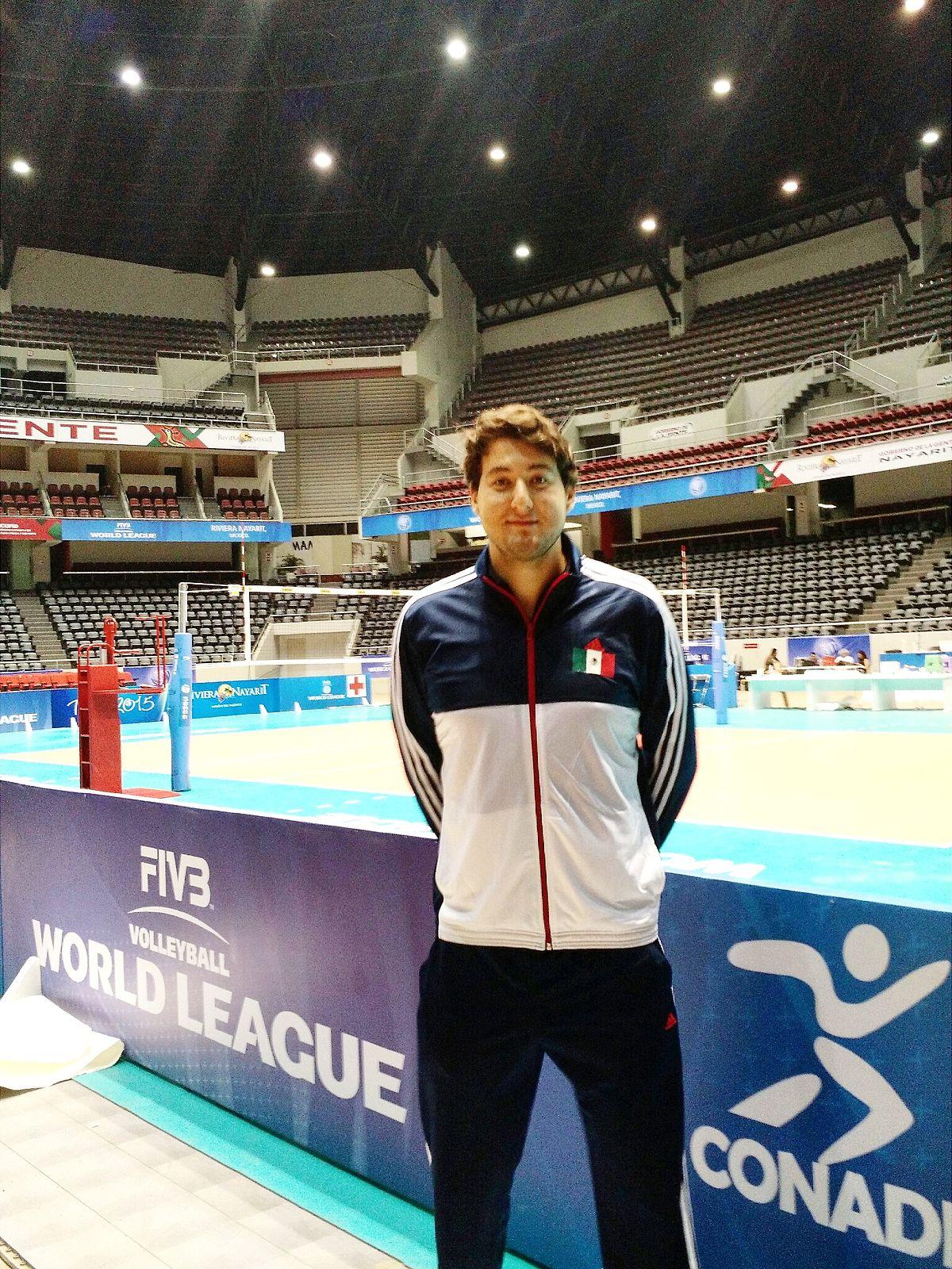 Block World Free >> José Martínez (volleyball) - Wikipedia