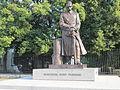 Josef Pilsudski statue in Warsaw.JPG