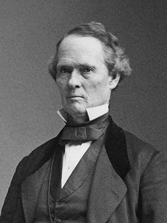 Southern Democrats - Image: Joseph Lane (2)
