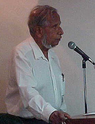 Non-constituency Member of Parliament - J. B. Jeyaretnam