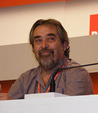 Juan Alberto Belloch - Belloch in 2011