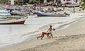 Juan Griego Beach, Margarita Island, Venezuela, edit.jpg