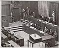 Judge F. Donald Phillips reads part of the judgement against Erhard milch - DPLA - 48c430cb4d6e4329589c6086b3241dfe.jpg