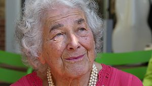 Judith Kerr - Kerr (2016 at the international literature festival berlin)