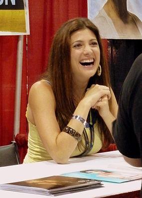 Julia Benson at 2011 Wizard World Chicago.jpg