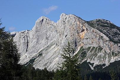 Julian Alps high mountain summits and ridges.jpg