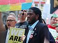 Jumaane Williams, Occupy Wall Street, 2012.jpg