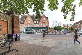 district in North London, England, United Kingdom