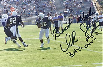 Junior Seau - Junior Seau, 1994-Training Camp