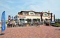 Kühlungsborn, Strandpromenade Ost Hafen-Taverne (1).JPG