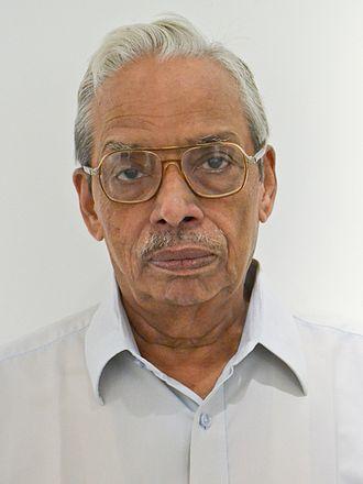Kerala Sahitya Akademi Award for Humour - Image: K.L.Mohana Varma
