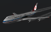 HL7442, the Boeing 747 traveling as Korean Airlines Flight 007