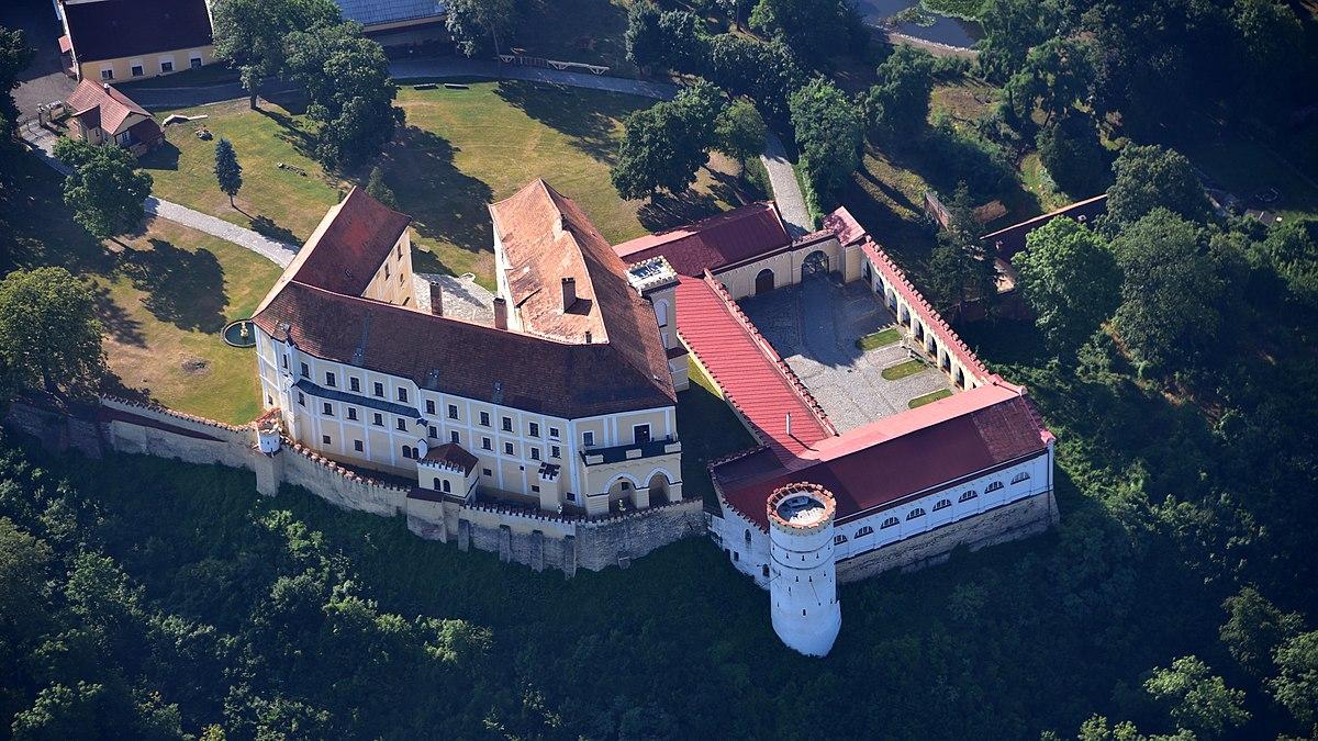 Letovice (zámek) – Wikipedie